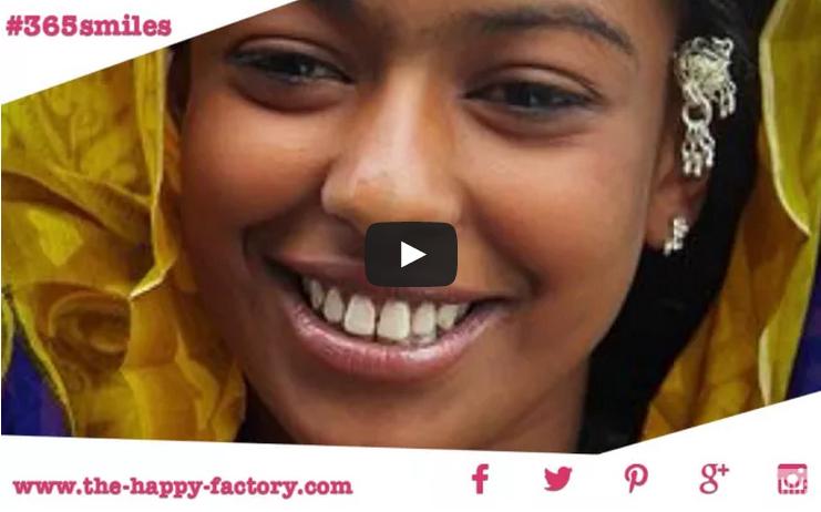 capture d'ecran video voeux the happy factory 365 smiles