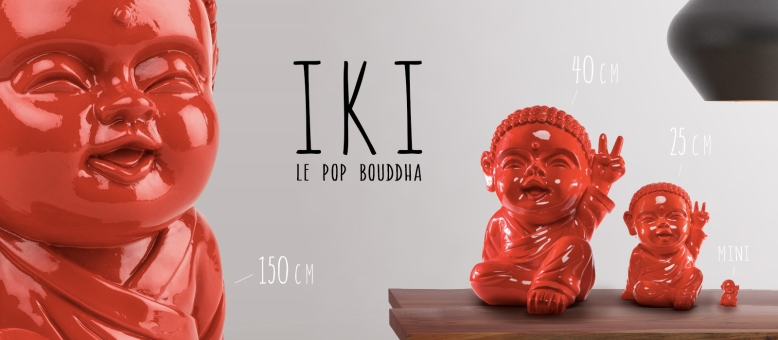 photo de présentation de la gamme Iki