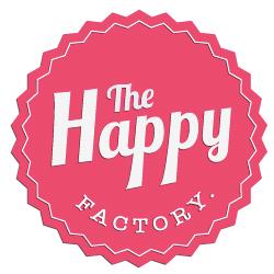logo e-shop et blog The Happy Factory