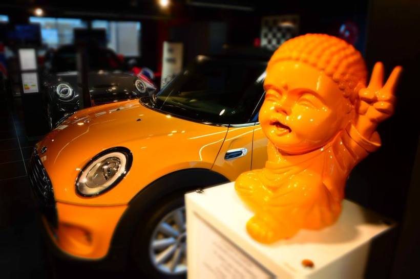 photo bouddha iki edition speciale mini